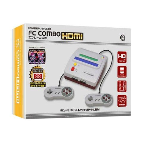 コロンバスサークル FCコンボHDMI SFC FC互換機 CC-SFCHD-GR 家電 情報家電 家庭用ゲーム機【送料無料】