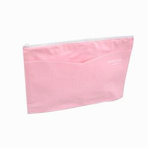 クラウン オフィスバッグ ピンク 1 個 CR-OBA4-PI 文房具 オフィス 用品