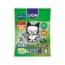 ショッピング猫砂 ライオン ペットキレイ お茶でニオイをとる砂 7L 【ペット用品】