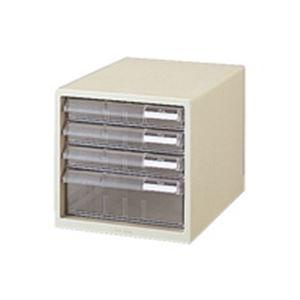 (業務用10セット) プラス レターケース LC-113A A4 浅3深1 ホワイト ×10セット