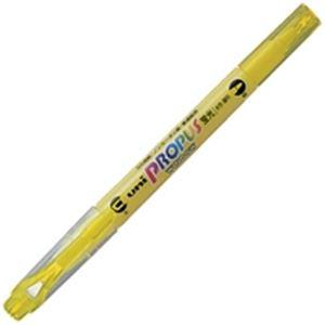 (業務用300セット) 三菱鉛筆 プロパスウインドウ PUS-102T 黄 ×300セット サインペン・マーキングペン 蛍光ペン 事務用品 まとめ