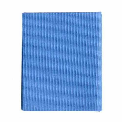 tone たためるヨガマット blue