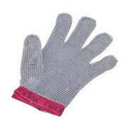 ニロフレックス メッシュ手袋5本指 SS SS5(緑) STB6504