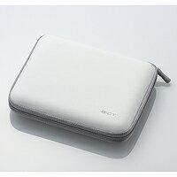 [ELECOM(エレコム)] [メモリーカード+タッチペン用ポケット]電子辞書ケース DJC-003NWH(代引き不可)