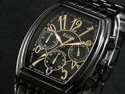 エルジン ELGIN 腕時計 クロノグラフ メンズ FK1215B-B【楽ギフ_包装】
