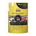 【4個セット】 熊野油脂株式会社 ディブ 3種のオイル シャンプー(馬油・椿油・ココナッツオイル) 400ML セット まとめ(代引不可)【送料無料】
