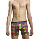 DARK SHINY Men's BoxerPants-Funny Tie ダークシャイニー ボクサーパンツ アンダーウェア(代引き不可)【メール便で送料無料】