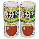 【ケース販売】鉄ドリンク TETSU アップル 210g×30本 森食品工業