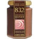 ダークブラウンハニー(チョコレート) 170g はちみつカンパニー