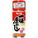 食品 - S&B 一味唐からし 28g エスビー食品【S1】
