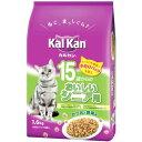 Pet Food, Supplies - カルカン 15歳からのおいしいシニア用 かつおと野菜味 1.6kg マースジャパンリミテッド