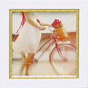 楽天VANCL楽天市場店ユーパワー ミニゲルアートフレーム マンディ リン 「ウォーキングバイク」 ML-02005
