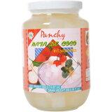 パンチー ナタデココ ライチ果汁漬け 450g ウイングエース