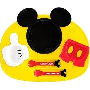 錦化成 【お食事が楽しくなる】 ミッキーマウス アイコン ランチプレート