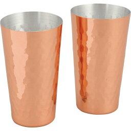 食楽工房 銅製クールカップ150ml 2客セット CNE-927(代引不可)
