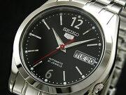 セイコー SEIKO 腕時計 時計 自動巻き メンズ SNKF01J1【楽ギフ_包装】