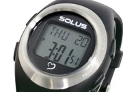 SOLUS ソーラス 腕時計 時計 デジタル 心拍計測機能付き 01-800-201