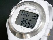 SOLUS ソーラス 腕時計 時計 デジタル 心拍計測機能付き 01-800-202