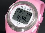 SOLUS ソーラス 腕時計 時計 デジタル 心拍計測機能付き 01-800-07