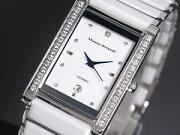 Mauro Jerardi 腕時計 時計 ダイヤ&セラミック メンズ MJ3030-3【楽ギフ_包装】