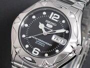 セイコー5 SEIKO ファイブ スポーツ 腕時計 日本製モデル SNZ453J1【楽ギフ_包装】