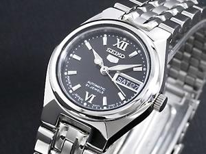 セイコー 5 SEIKO ファイブ 腕時計 時計 自動巻き レディース SYMA11J1【ラッピング無料】【_包装】