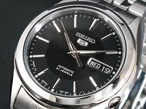 セイコー 5 SEIKO ファイブ 腕時計 時計 日本製モデル SNKL23J1【_包装】H2 【ラッピング無料】