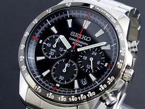 セイコー SEIKO 腕時計 メンズ クロノグラフ SSB031P1【_包装】