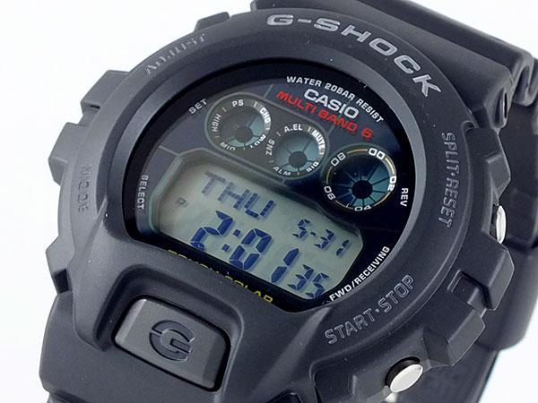 カシオ Gショック CASIO 腕時計 電波 ソーラー GW-6900-1JF【_包装】