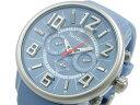 テンデンス TENDENCE クロノグラフ 腕時計 時計 TG765001 P04Jul15