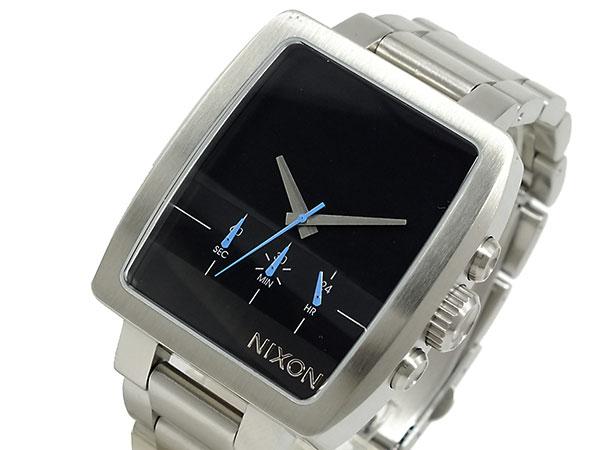 ニクソン NIXON アクシス クロノグラフ 腕時計 メンズ A324-000