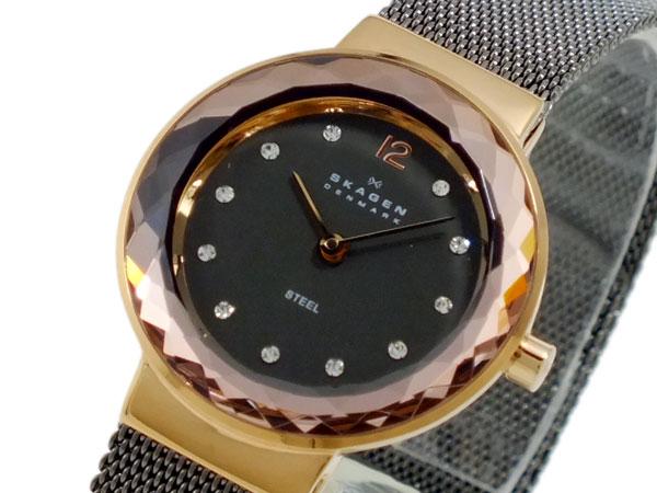 スカーゲン SKAGEN スチール 腕時計 456SRM【_包装】