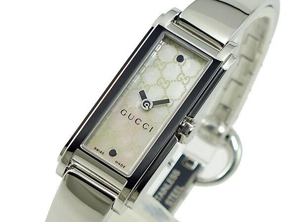 グッチ GUCCI Gライン G-LINE レディース 腕時計 YA109531【_包装】【送料無料】 【送料無料】