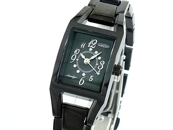 オレオール AUREOLE ソーラー 腕時計 時計 SW-573L-5【_包装】