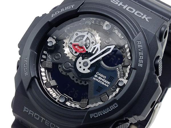 カシオ Gショック BIG CASE アナデジ メンズ 腕時計 時計 GA-300-1A【_包装】