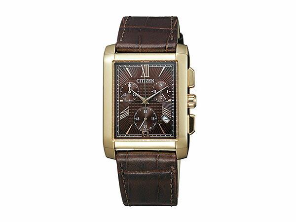 シチズン CITIZEN クロノ シチズン コレクション エコ ドライブ メンズ 腕時計 時計 AT0563-10X 国内正規【_包装】