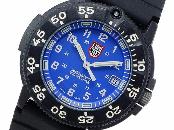 ルミノックス LUMINOX ネイビーシールズ クオーツ メンズ 腕時計 時計 3003【_包装】
