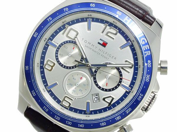 トミー ヒルフィガー TOMMY HILFIGER クオーツ メンズ 腕時計 時計 1790937【_包装】
