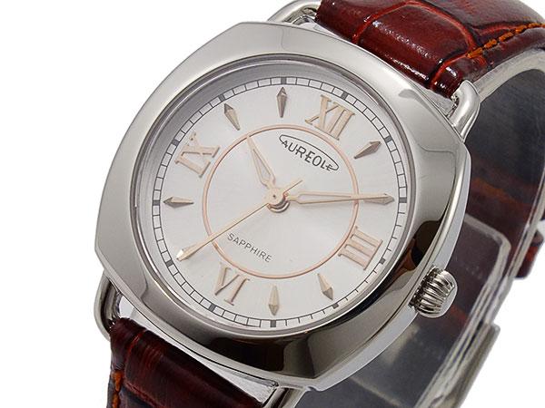 オレオール AUREOLE 腕時計 時計 SW-579L-4【_包装】