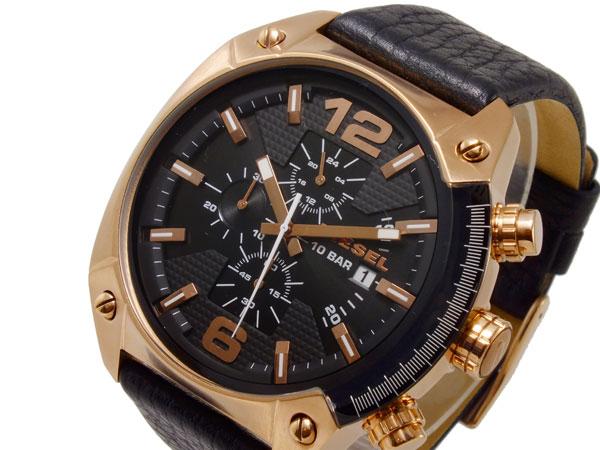 ディーゼル DIESEL クオーツ メンズ クロノ 腕時計 時計 DZ4297【_包装】
