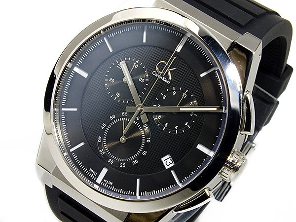カルバン クライン Calvin Klein ダート クォーツ メンズ 腕時計 時計 K2S371D1            【_包装】 【ラッピング無料】