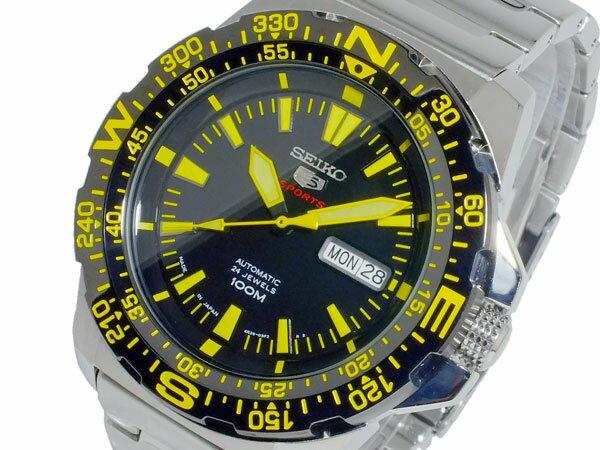 セイコー SEIKO セイコー5 スポーツ 5 SPORTS 自動巻 メンズ 腕時計 時計 SRP545J1【_包装】 【ラッピング無料】
