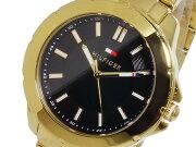 トミー ヒルフィガー TOMMY HILFIGER クオーツ レディース 腕時計 時計 1781434【楽ギフ_包装】