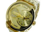 ディーゼル DIESEL クオーツ メンズ デュアルタイム 腕時計 時計 DZ7306【楽ギフ_包装】