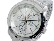 セイコー SEIKO KINETIC クオーツ メンズ クロノ 腕時計 時計 SKS417P1【楽ギフ_包装】