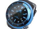 ヌーティッド NUTID SCUBA PRO クオーツ メンズ 腕時計 時計 N-1401M-D BL【楽ギフ_包装】