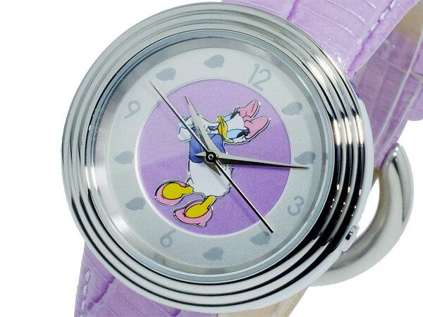 ディズニーウオッチ Disney Watch デイジーダック レディース 腕時計 時計 140214-DS【_包装】 【ラッピング無料】【バッテリ駆動】