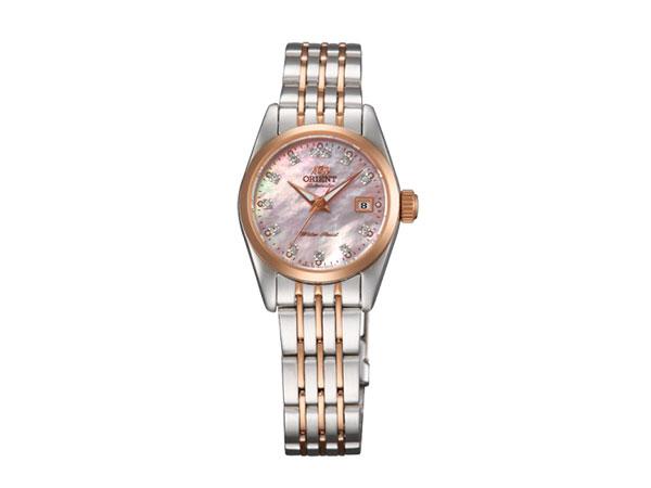 オリエント ORIENT 自動巻 レディース 腕時計 時計 WV0541NR 国内正規【_包装】 【ラッピング無料】