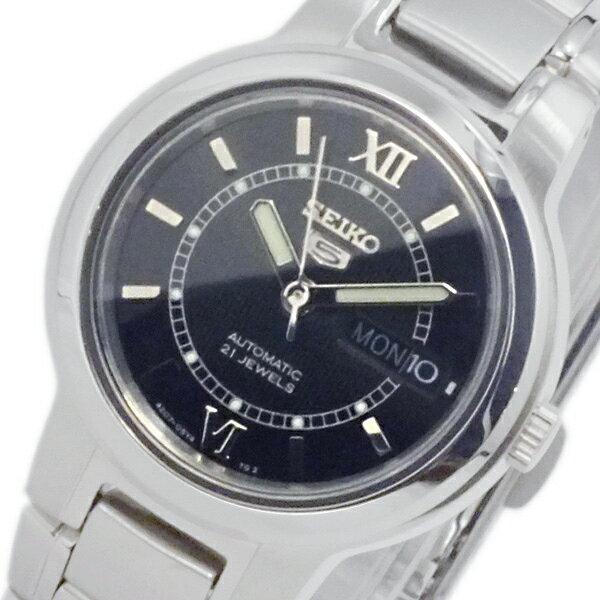 セイコー SEIKO セイコー5 SEIKO 5 自動巻き レディース 腕時計 時計 SYME57K1【_包装】 【ラッピング無料】
