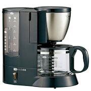 象印 コーヒーメーカー 6杯 EC-AS60-XB ステンレスブラック【送料無料】